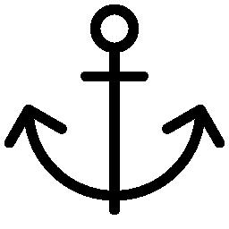 錨の無料アイコン