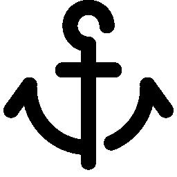 錨の無料アイコン2