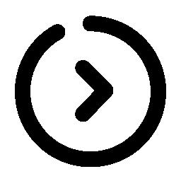 リロード矢印の無料アイコン 無料アイコン素材 Icon Box 商用フリーアイコンがダウンロードできます
